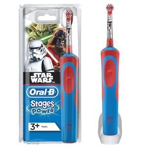 Oral-B Vitality Kids Star Wars CLS Child Rotating toothbrush Multicolor