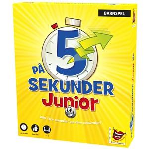 Image of På 5 Sekunder Junior