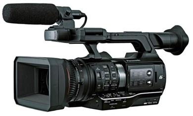 Image of   AJ-PX270 2,2 MP 3MOS Håndholdt videokamera Sort