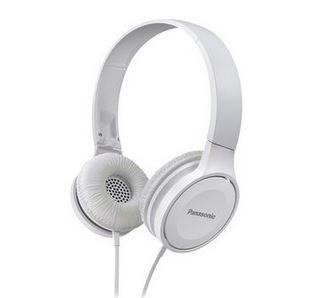 RP-HF100E Hovedtelefoner Headset Hvid