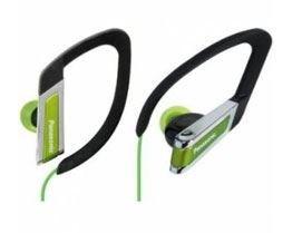 RP-HS200E-G hovedtelefoner/headset Grøn