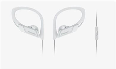 RP-HS35ME-W hovedtelefoner/headset Ørekrog Hvid