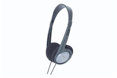 RP-HT090E Hovedtelefoner Headset Sort, Grå