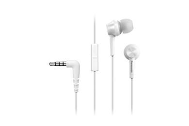 RP-TCM115E Headset I ørerne Hvid