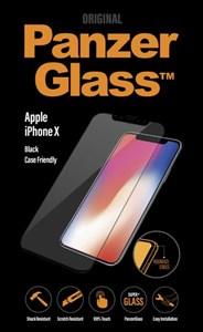 PanzerGlass Apple iPhone X/Xs Black CaseFriendly