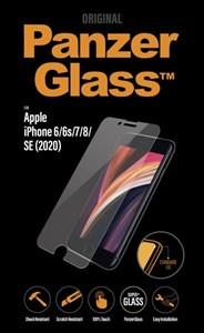 PanzerGlass iPhone SE (2020)/8/7/6, Clear