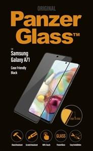 PanzerGlass Samsung Galaxy A71 Case Friendly, Black