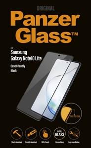 PanzerGlass Samsung Galaxy Note10 Lite Case Friendly, Black