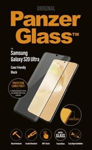 PanzerGlass Samsung Galaxy S20 Ultra Case Friendly, Black