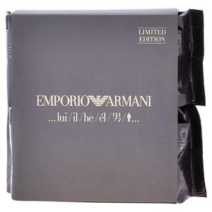 Parfume sæt til mænd Emporio El Duo Armani 030051 (2 pcs)