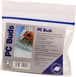 Image of PC buds - Flexible foam cleaning buds (25)