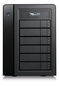 Image of   Pegasus32 R6 24TB (6 x 4TB SATA) RAID System with 0.7M cable