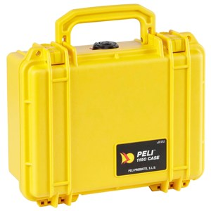 Image of   1150 transportkasse til udstyr Taske/klassisk taske Gul