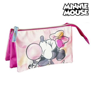 Penalhus Minnie Mouse Pink