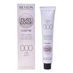 Permanent Farve Nutri Color Revlon N 000 (100 ml)
