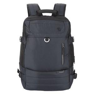 """Image of   Pewter 15.6"""" taske og etui til notebook 39,6 cm (15.6"""") Rygsæktaske Sort"""