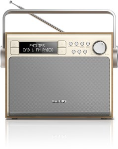 Philips Transportabel DAB+/FM radio AE5020