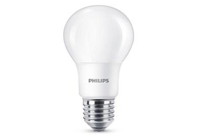 Image of   5,5W (40 W) varm hvid E27-lyskilde, kan ikke dæmpes