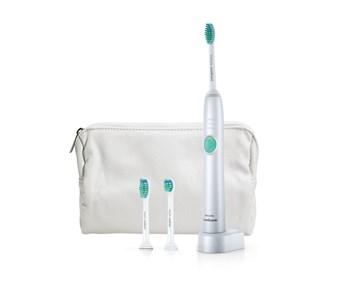 Image of   Sonicare EasyClean HX6511/33 elektrisk tandbørste Voksen Sonisk tandbørste Grøn, Hvid