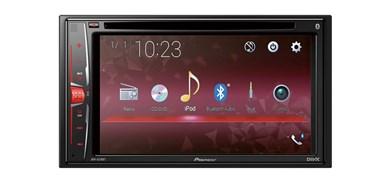 Image of   AVH-A210BT bil media receiver Sort 200 W Bluetooth