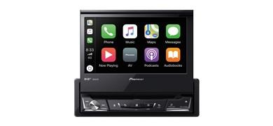 Image of   AVH-Z7200DAB bil media receiver Sort Bluetooth
