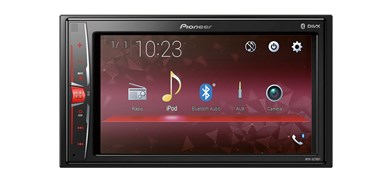 Image of   MVH-A210BT bil media receiver Sort 200 W Bluetooth