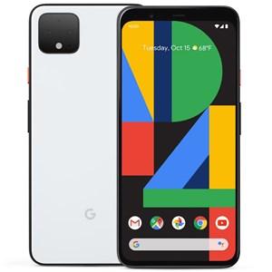 "Image of   Pixel 4 XL 16 cm (6.3"") 6 GB 64 GB Hvid 3700 mAh"