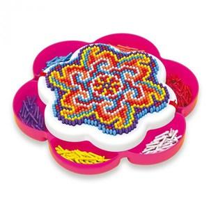 Image of   Pixel Mandala Daisy 1200pcs