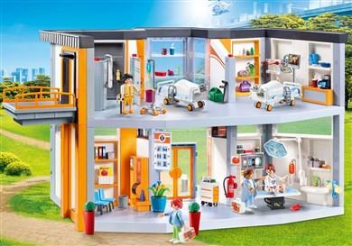 Image of   City Life 70190 legetøjssæt