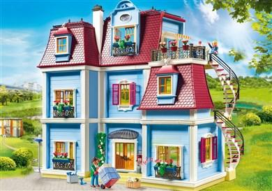 Image of   Dollhouse 70205 legetøjssæt