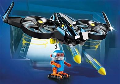 The Movie Robotitron with Drone