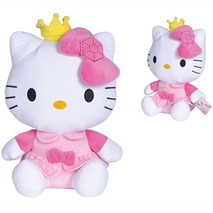 Plush in Princess Outfit 50cm