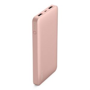 Image of   Pocket Power 10K Power Bank, Rose Gold
