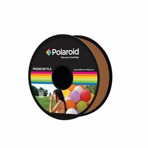 Polaroid 1Kg Universal Premium PLA Filament Material Brown