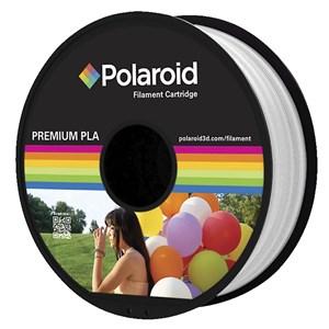 Polaroid 1Kg Universal Premium PLA Filament Material White