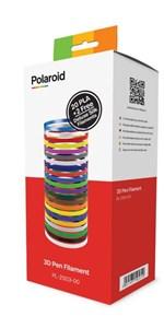 Polaroid 20 Pack PLA 3D Pen Filament incl 2 free silk