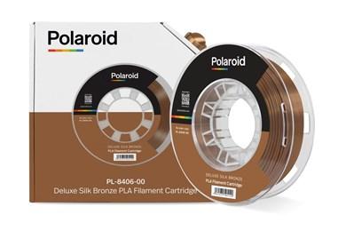 Polaroid 250g Deluxe Silk PLA Filament Bronze