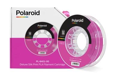 Polaroid 250g Deluxe Silk PLA Filament Pink