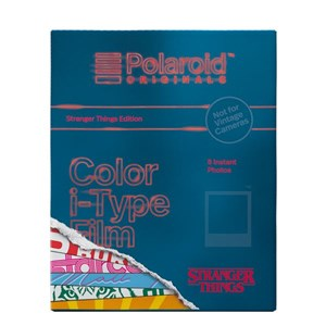 Color i-Type Film Stranger Things Edition instant film 107 x 88 mm 8 stk