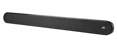 Polk Audio Signa Solo soundbar speaker Black