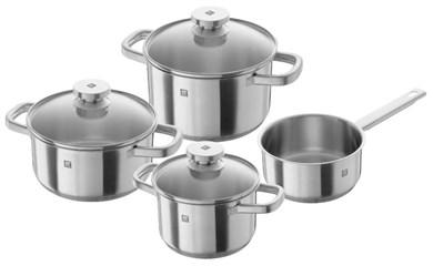Image of   Pot Set ZWILLING Joy 64040-005-0 (1,5 litres, 2 litres, 2,9 litres, 3,5 litres)