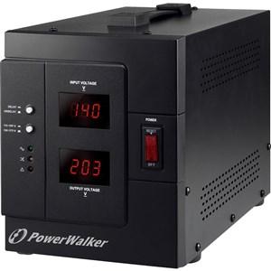 AVR 3000/SIV spændingsregulator 230 V Sort