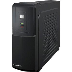 VFD 1000 1000 VA 600 W 3 AC stikkontakt(er)