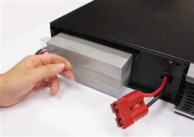 VFI 1000 RMG PF1 Dobbeltkonvertering (online) 1000 VA 1000 W