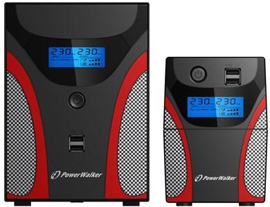 VI 1600 GX Interaktivt indgangsstik 1600 VA 960 W