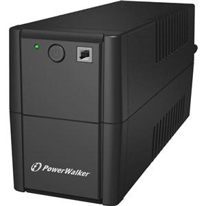 VI 850 SE/IEC Interaktivt indgangsstik 850 VA 480 W 4 AC stikkontakt(er)