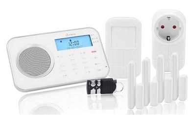 Image of   ProHome 8762 sikkerhedsalarmsystem Wi-Fi Hvid