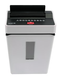 Image of   PS 53 CC papirmakulator Krydsmakulering 22 cm 75 dB Hvid