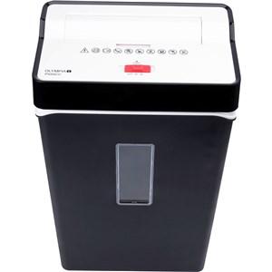 Image of   PS 55 CC papirmakulator Stribe makulering 22 cm 75 dB Sort