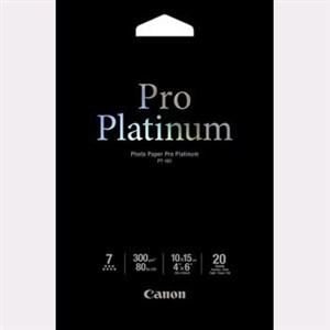 Image of   10x15 PT-101 Photo Paper Pro Platinum 300g (20)